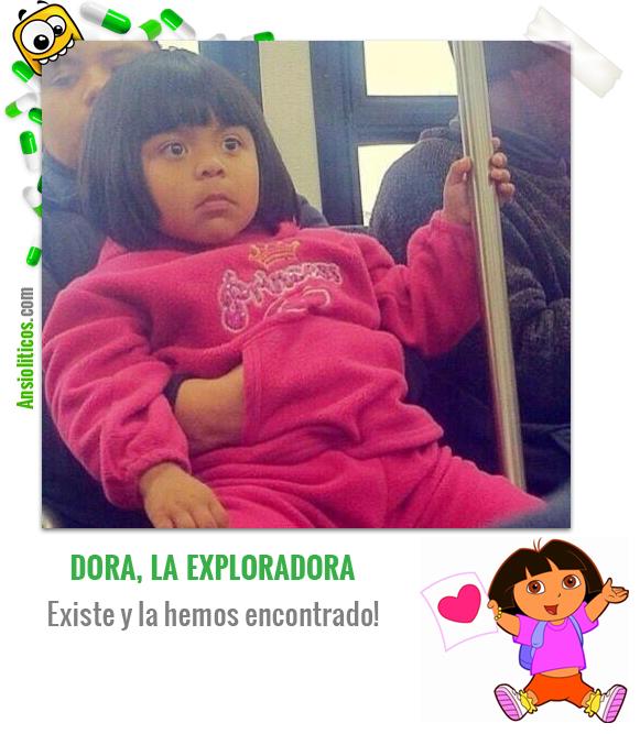 Chiste de Niños: Dora, la Exploradora