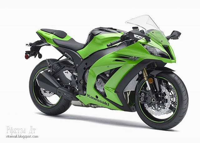 "Model ZX-11 held the title of ""fastest bike"" for six years, pointing to a line speed of 280 kilometers per hour."