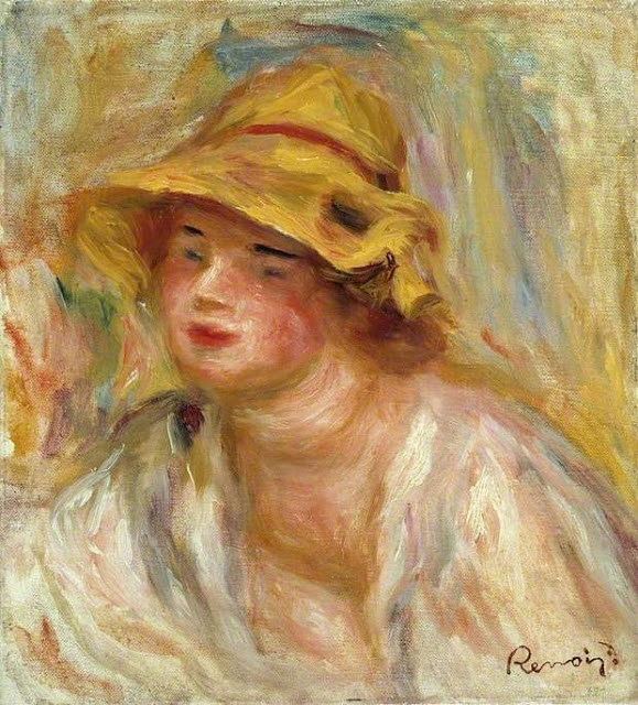 the life and early works of pierre auguste renoir