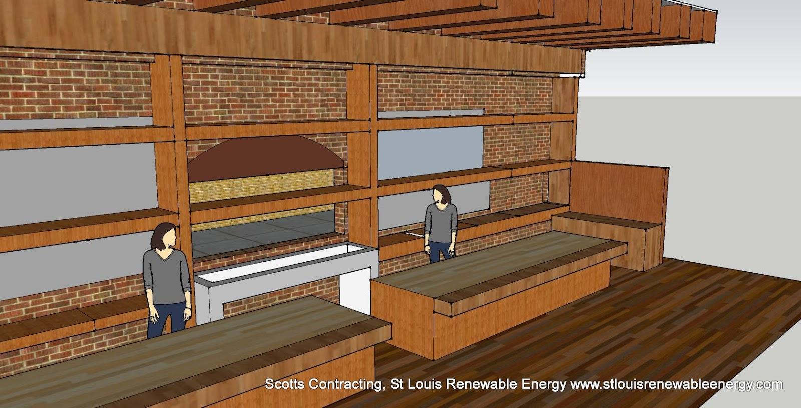 Stlouis Renewable Energy Cad Bar Designs Before Photos