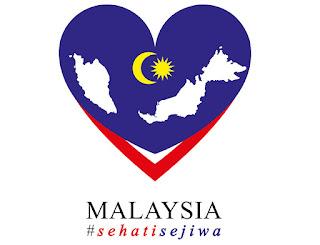 hari merdeka, selamat menyambut hari kemerdekaan ke-58, malaysia, sehati sejiwa