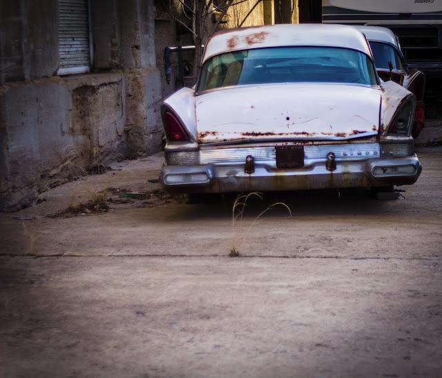 1950s junker Lincolns