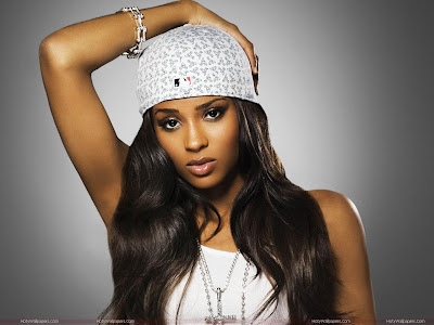 Ciara Pop Singer Wallpaper