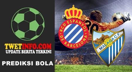 Prediksi RCD Espanyol vs Malaga