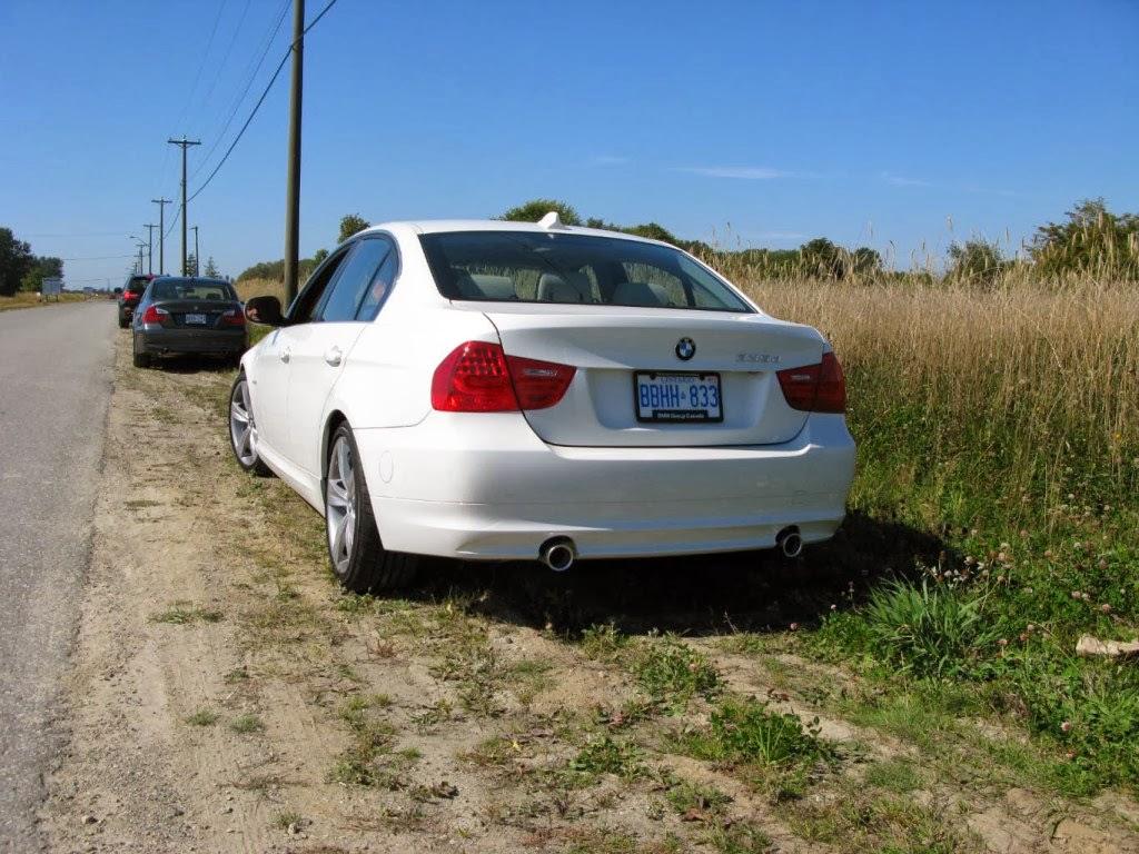 2014 BMW 335d