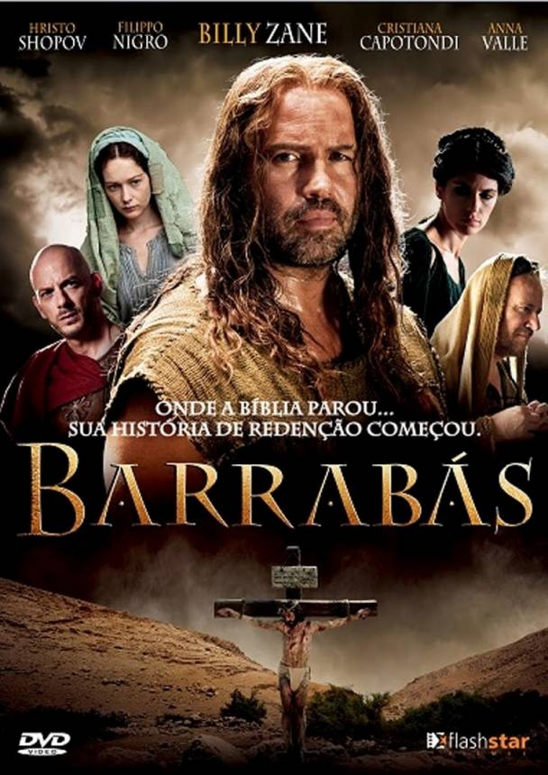 Baixar Filme Barrabás BDRip AVI Dual Audio + RMVB Dublado