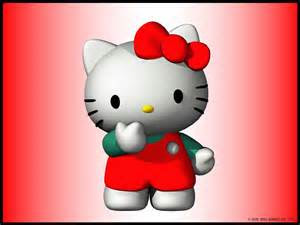 GAMBAR HELLO KITTY LUCU IMUT GRATIS DOWNLOAD