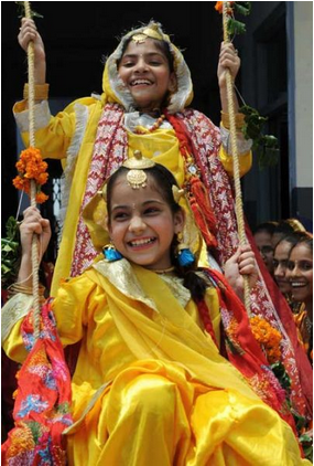 Happy Teej 2013 Images