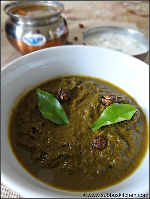 Kariveppilai Thokku (Curry Leaves Thokku)
