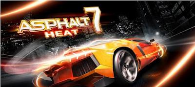 Asphalt 7: Heat v1.1.1 Apk