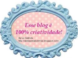 Carinho Selinho que ganhei da lilisinhamachado.blogspot.com