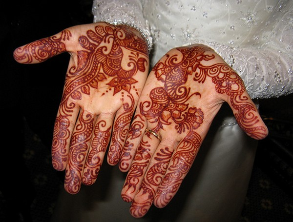 Traditional Mehndi Designs For Hands : Trends hairstyle haircuts traditional mehndi designs