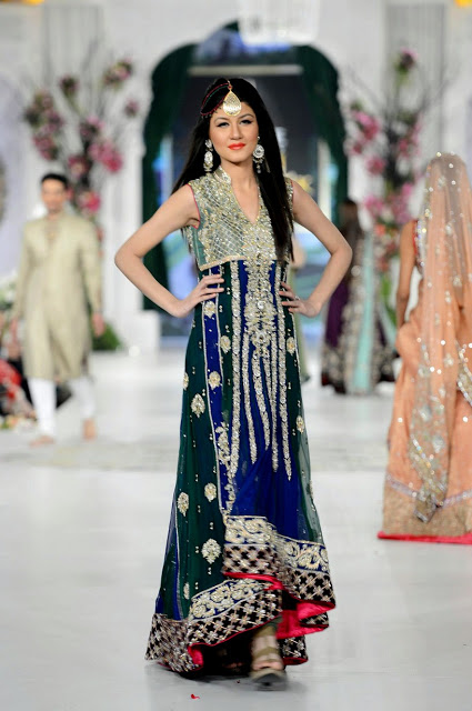 Bridal Couture Week 360 By Rani Emaan L Latest Pakistani