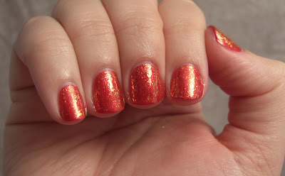 revlon ignite and essie as gold as it gets