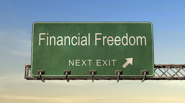 How I Got My Financioal Freedom from Publishing Books