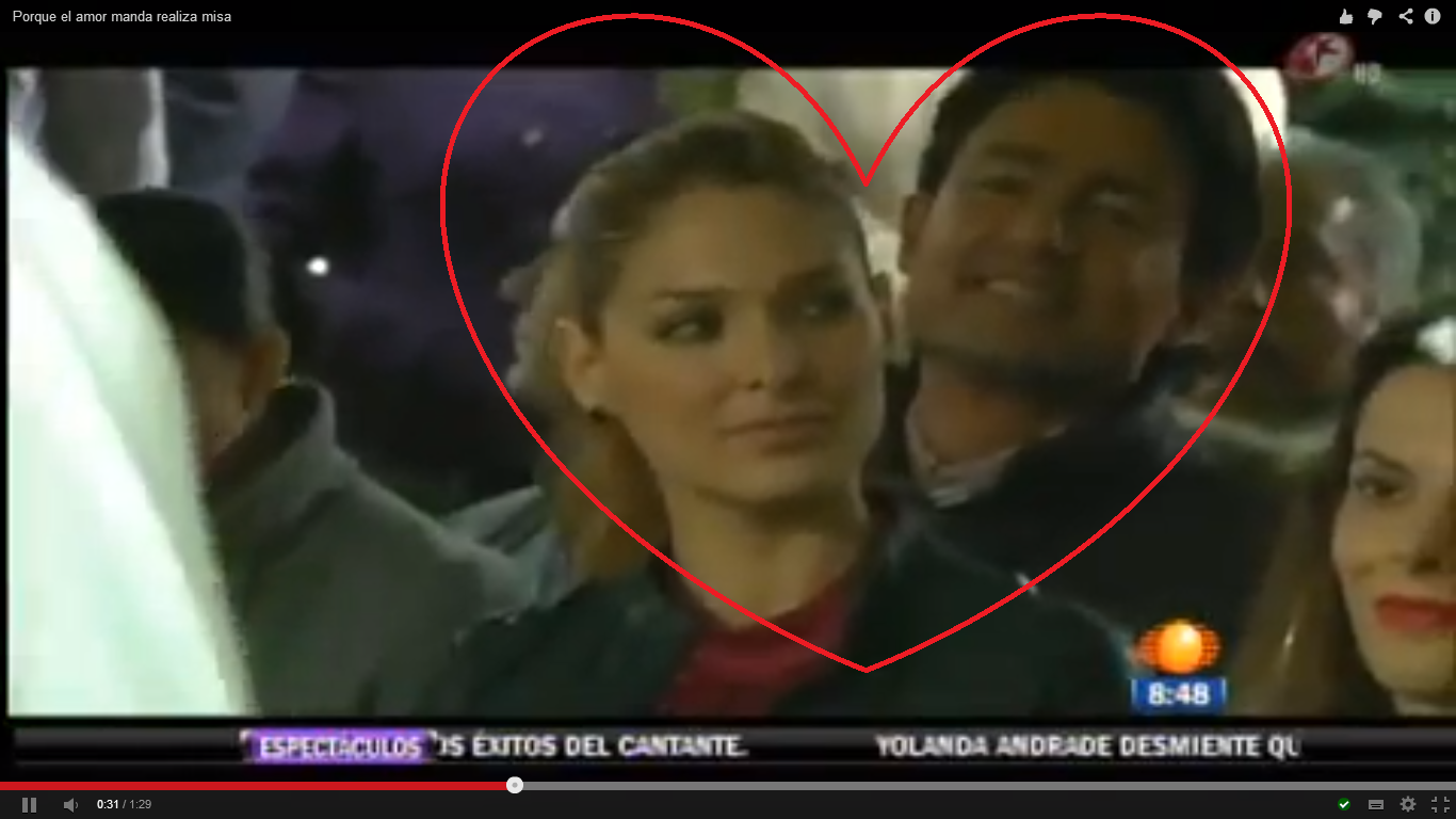 Fernando Colunga Y Blanca Soto 2014 Blanca Soto : B...