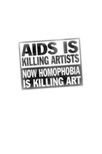 Aids is killing artists. Now homophobia is killing art, 2011