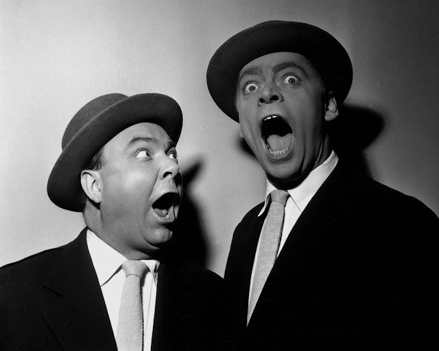 Kellerdirk Bros 1960 - Kjeld Petersen og Dirch Passer