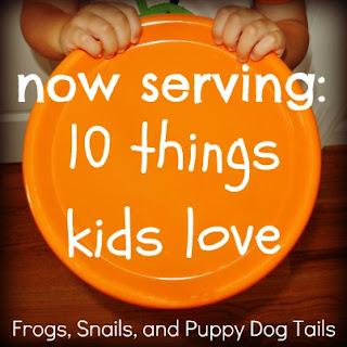 10 Things Kids Love