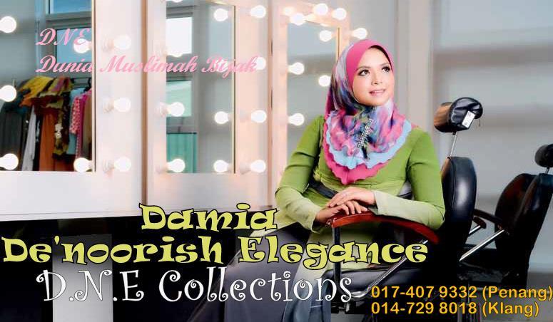 Damia De'noorish Elegance (D.N.E)