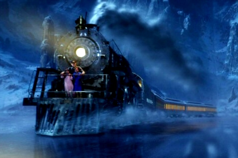 The Polar Express Gambar Kartun 4