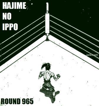 Hajime No Ippo 966 Manga Spoilers Confirmed Hajime no Ippo 967 Raw Scans 968