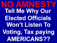 No To Amnesty!!!