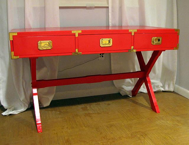 campaign furniture hardware