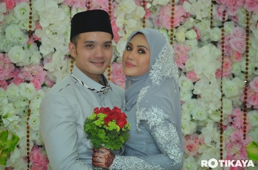 Gambar Sekitar Majlis Pernikahan Erin Malek