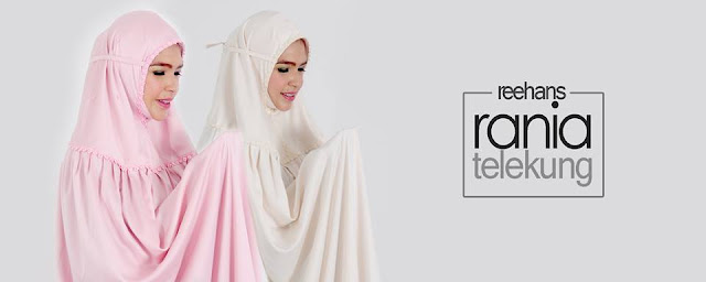 Kontest Seo Telekung Reehan Pilihan Muslimah