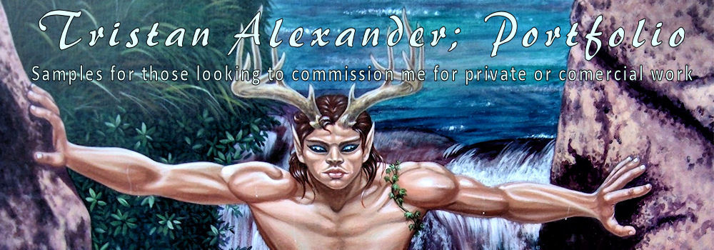 Tristan Alexander; Portfolio
