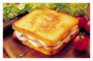 Cured's Spicy Frenchman Sandwich Recipe — Dishmaps