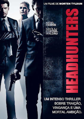 Headhunters - BDRip Dual Áudio