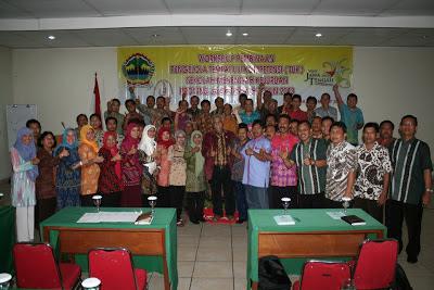 Workshop Pembinaan Pengelola Tempat Uji Kompetensi (TUK) Sekolah Menengah Kejuruan (SMK) Provinsi Jawa Tengah
