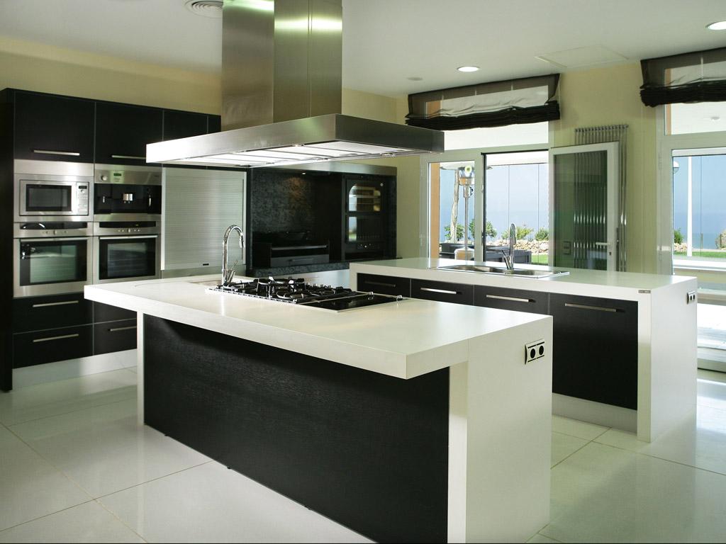 Cocinas modernas for Cocinas integrales modernas