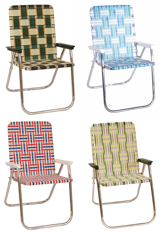 The Hip Subscription: Classic American Lawn Chair
