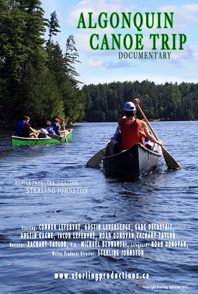 Algonquin Canoe Trip Documentary Rated G