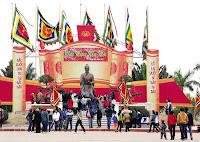 Lễ hội tưởng nhớ Trạng Trình ở Vĩnh Bảo, Hải Phòng