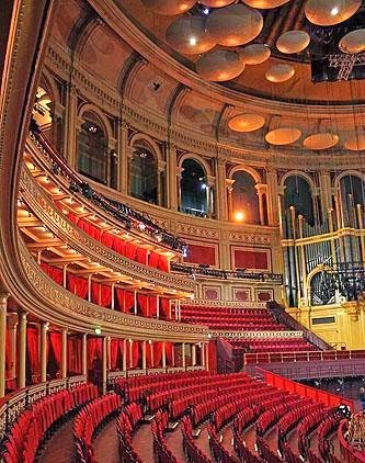 Art and architecture mainly royal albert hall or the for Door 9 royal albert hall