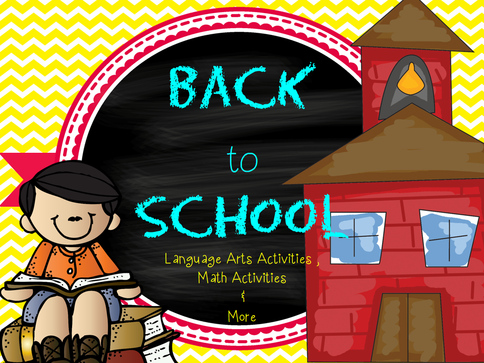http://www.teacherspayteachers.com/Product/Back-to-School-Unit-713806