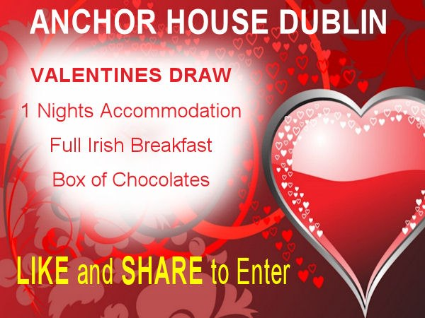 ireland guest houses: valentines day 2013, valentines hotel deals, Ideas