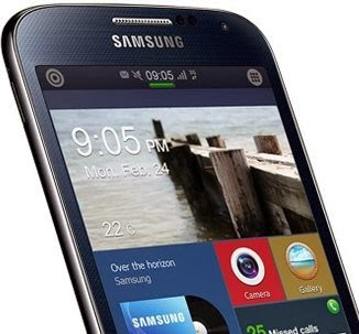Vaza imagem do suposto smartphone da Samsung