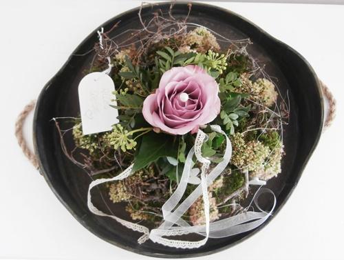 Kranz Herbst Rose