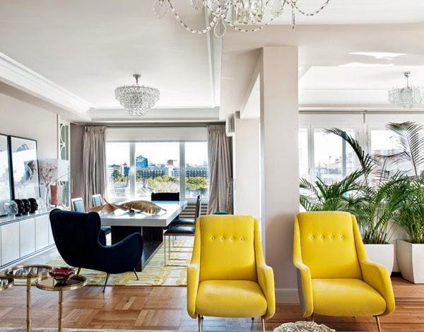 Vintage chic blog decoraci n vintage diy ideas para decorar tu casa el piso perfecto - Butacas de lectura ...