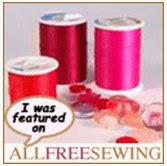 See my work on AllFreeSewing