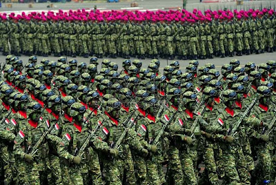 Pembangunan Pertahanan Indonesia Masih Terkendala Anggaran