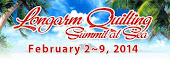 How's This For Exciting? A Longarm Quilting Summit At Sea in February 2014!