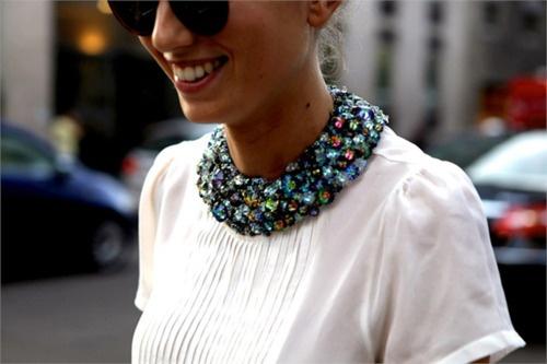 collar joya