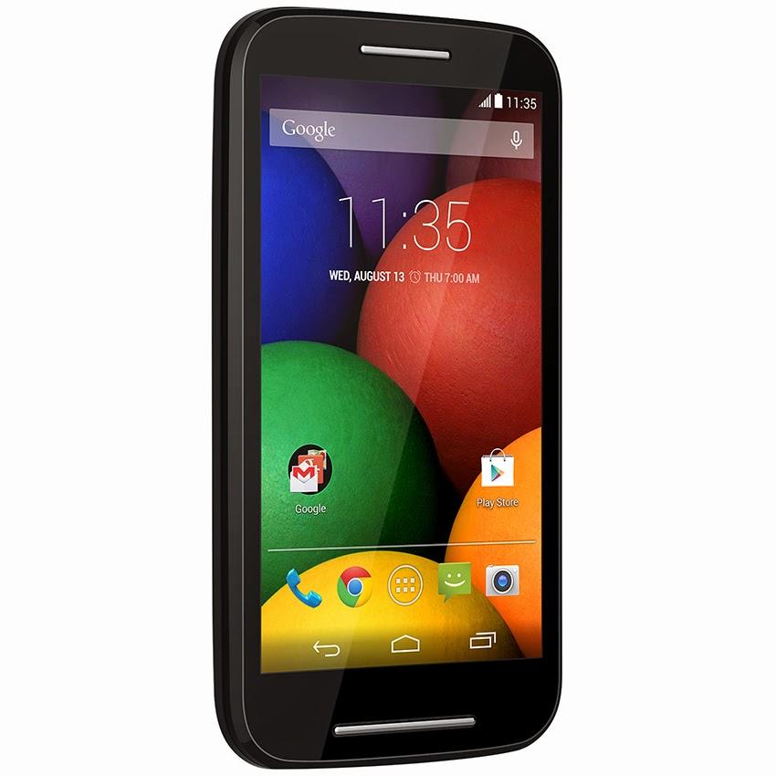 Spesifikasi Dan Harga Motorola Moto E Dual Sim
