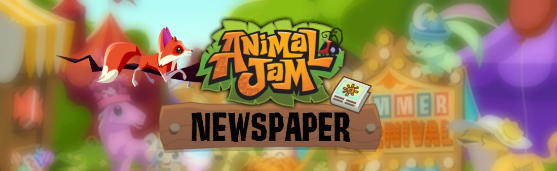 Animal Jam Newspaper Blog
